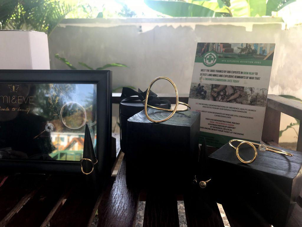 NPA landmine detection dog training centre showcase