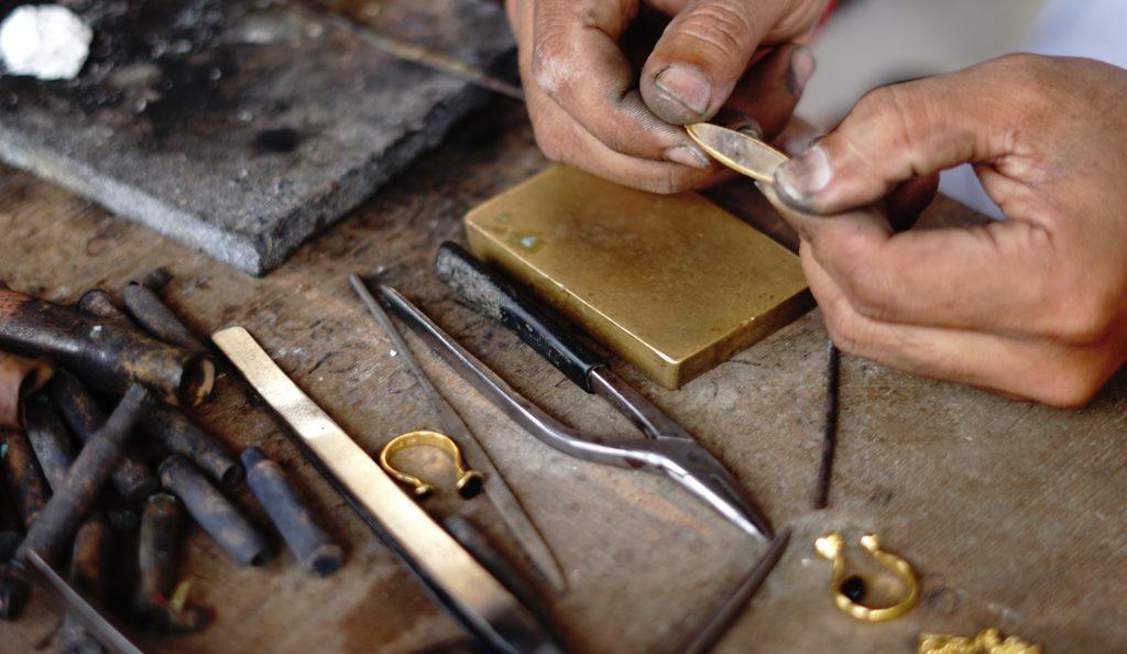 making tonle ring